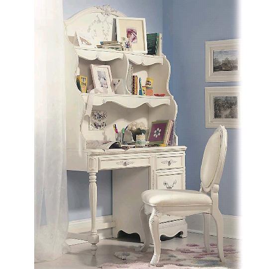 【ジェシカ・マクリントック】  白家具−ロマンスコレクション チェア
